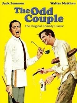 Странная парочка - The Odd Couple