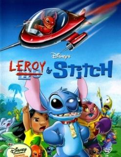 Лерой и Стич - Leroy $ Stitch