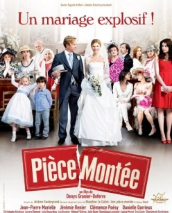 Свадебный торт - Piece montee