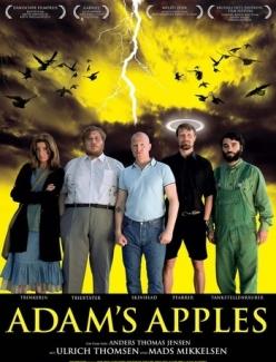 Адамовы яблоки - Adams жbler