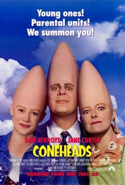 Яйцеголовые - Coneheads