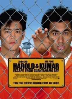 ������� � ����� 2 - Harold $ Kumar Escape from Guantanamo Bay
