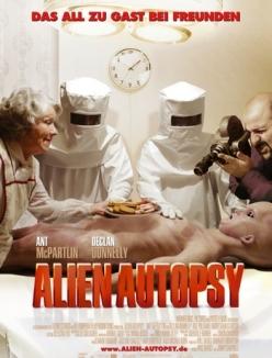 Вскрытие пришельца - Alien Autopsy