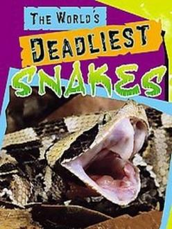 Самые опасные змеи в мире - Worlds Deadliest Snakes