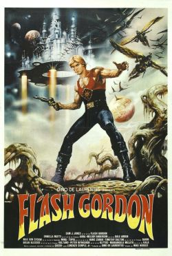 Флэш Гордон - Flash Gordon