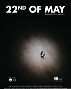 22 мая - 22 mei