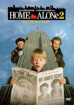 Один дома 2: Затерянный в Нью-Йорке - Home Alone 2: Lost in New York