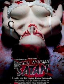 Зомби-женщины Сатаны - Zombie Women of Satan