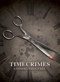 Преступления в другом времени - Los cronocrimenes