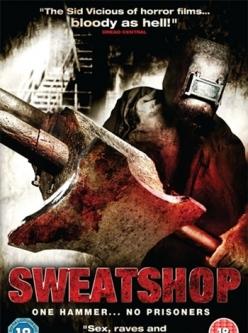 Потогонное производство - Sweatshop