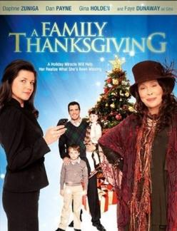 День благодарения - A Family Thanksgiving