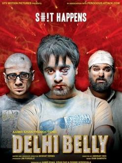 Прогулка по Дели - Delhi Belly