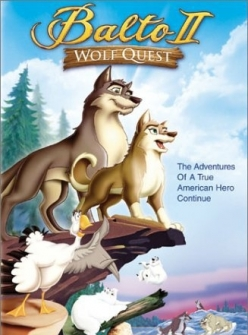 ����� 2. ����������� ����� - Balto 2. Travel of the wolf