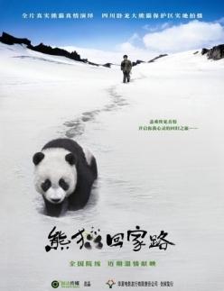 След панды - Xiong mao hui jia lu
