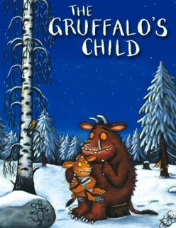 Дочурка Граффало - The Gruffalos Child