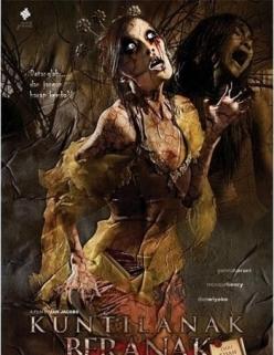 Рождение вампира - Kuntilanak Beranak
