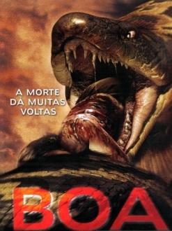 Змея - Boa... Nguu yak!