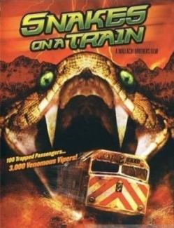 Змеи на поезде - Snakes on a train