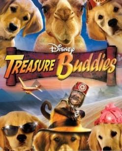 Пятерка кладоискателей - Treasure Buddies