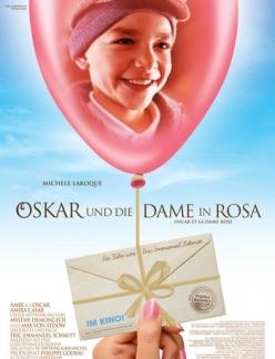 Оскар и Розовая дама - Oscar et la dame rose