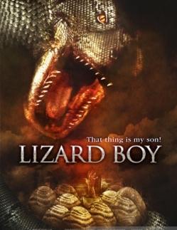 Ящер - Lizard Boy