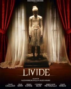 Мертвенно-бледный - Livide