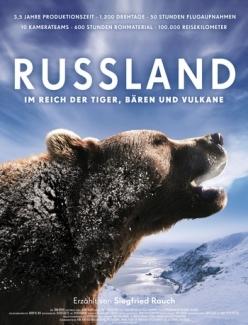 Россия — царство тигров, медведей и вулканов - Russland - Im Reich der Tiger, Baren und Vulkane