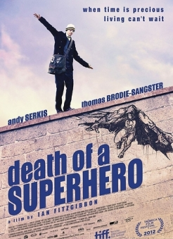 Смерть супергероя - Death of a Superhero