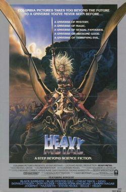Тяжелый металл - Heavy Metal