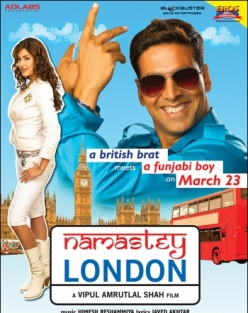 Намасте Лондон - Namastey London
