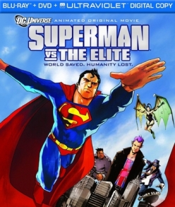 Супермен против Элиты - Superman vs. The Elite