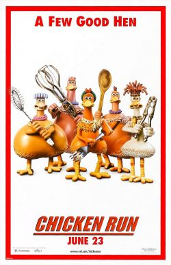 Побег из курятника - Chicken Run