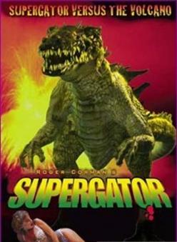 Охота на динозавра - Supergator