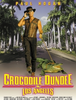 Крокодил Данди в Лос-Анджелесе - Crocodile Dundee in Los Angeles