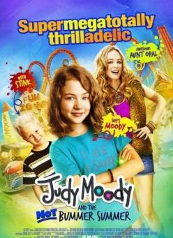 Джоди Моди и нескучное лето - Judy Moody and the Not Bummer Summer