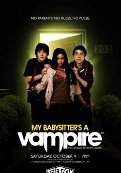 Моя няня – вампир - My Babysitters a Vampire