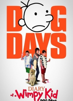 Дневник слабака 3 - Diary of a Wimpy Kid: Dog Days