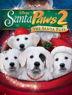 Санта Лапус 2: Санта лапушки - Santa Paws 2: The Santa Pups