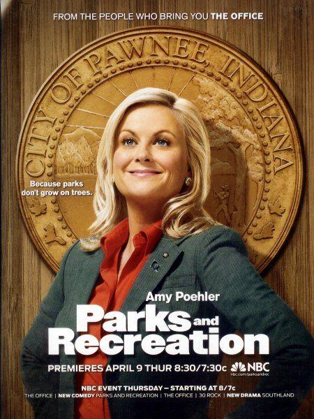 Парки и зоны отдыха - (Parks and Recreation)