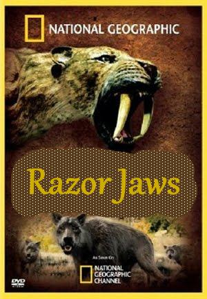 National Geographic: Доисторические хищники. Челюсти, как бритва - (Prehistoric Predators. Razor Jaws)