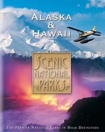 Национальные Парки - Аляска И Гавайи - (Scenic National Parks - Alaska & Hawaii)