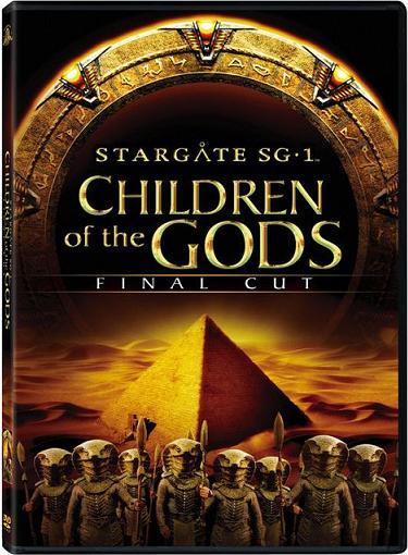 Звездные врата SG-1: Дети Богов - Финальная Версия - (Stargate SG-1: Children of the Gods - Final Cut)