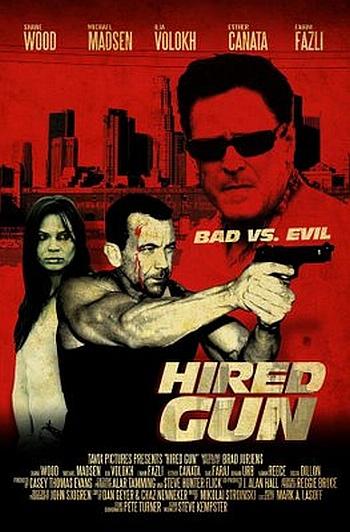 Оружие по найму - (Hired Gun)