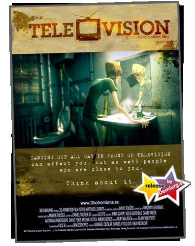 Телевидение - (Tele-Vision)