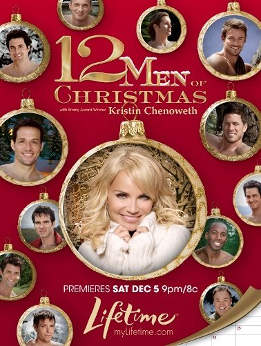 Мальчики из календаря - (12 Men of Christmas)