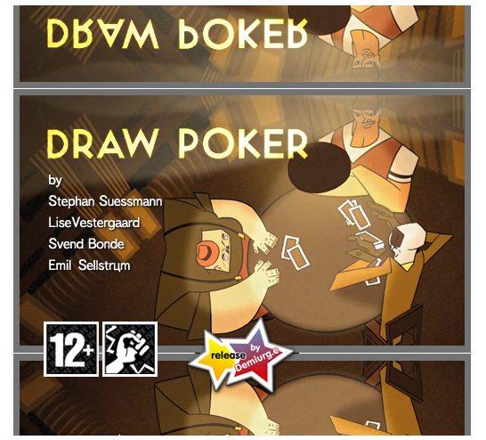 Дро-покер - (Draw poker)