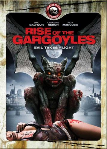 Гаргулья: Страж тьмы - (Rise of the Gargoyles)