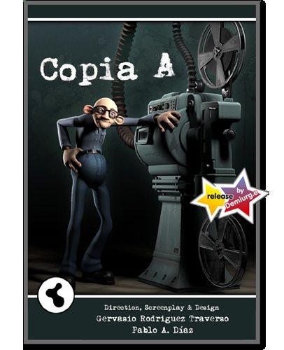"""Копия """"А"""" - (Copia A)"""
