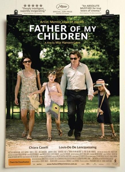 Отец моих детей - (The Father of My Children)
