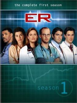 Скорая помощь. Сезон 1 - ER. Season I